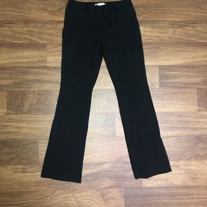 No boundaries black dress pants size 7